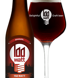 150 Watt Belgian Quadrupel