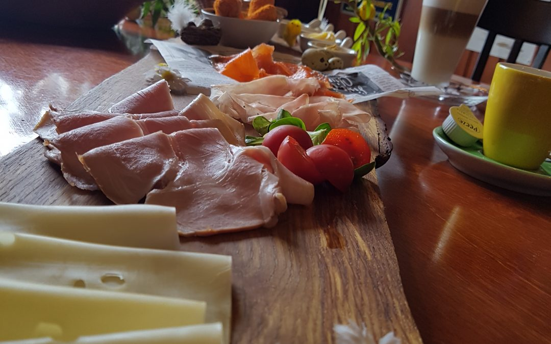 Shared paas (streek) brunch