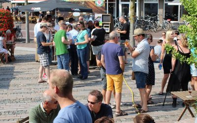 Hop op het Hof Bier & Spijsfestival 1e pinksterdag.